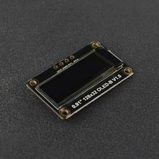 "LCD/LED/OLED显示屏-0.91""128x32 I2C OLED单色显示屏"