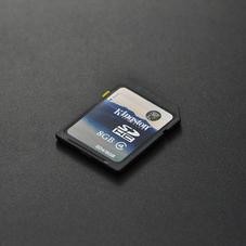 3D打印机/打印耗材-金士顿8G SDHC存储卡