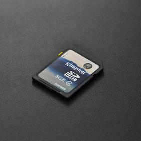 金士顿8G SDHC存储卡