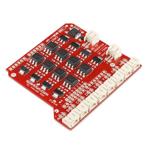 EL发光线Arduino扩展板