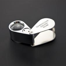 工具-LED补光放大镜