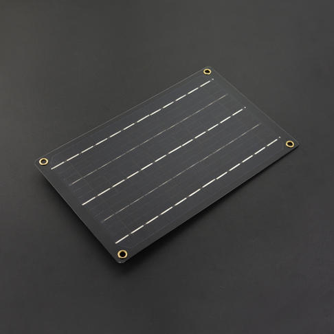 单晶硅太阳能板(5V 1A)