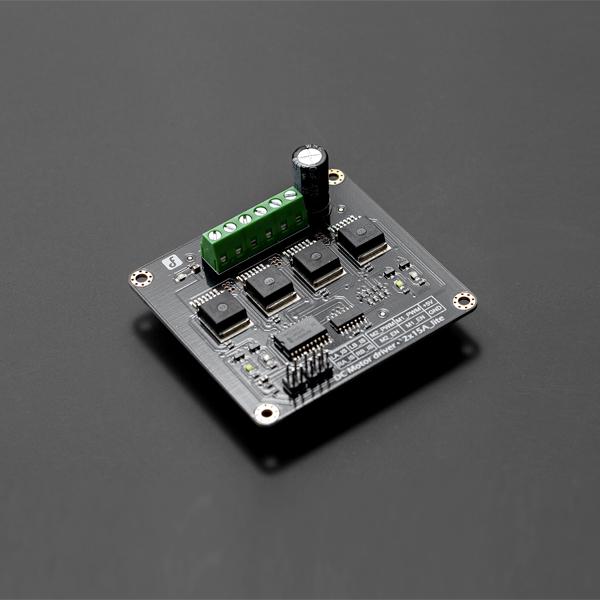 直流电机驱动热卖推荐-双路15A大功率电机驱动 - Lite