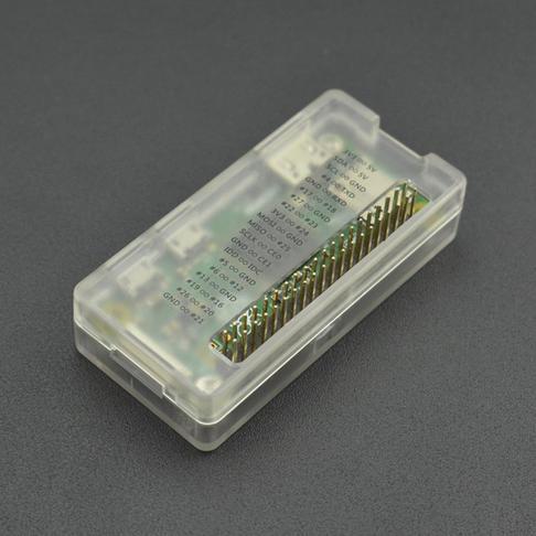 树莓派透明ABS外壳 适用于Zero/Zero W