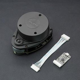 DFRobot热卖推荐-RPLIDAR A1 激光雷达扫描测距仪(改良版)