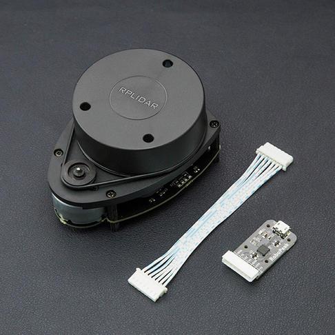 RPLIDAR A1 激光雷达扫描测距仪(改良版)