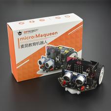 新品-麦昆: micro:bit教育机器人 V3.0 麦昆+锂电池
