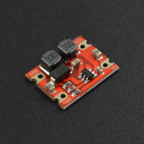 DC-DC自动升降压电源模块2.5~15V转3.3V600mA