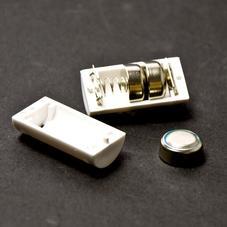 LR44纽扣电池盒 3颗装