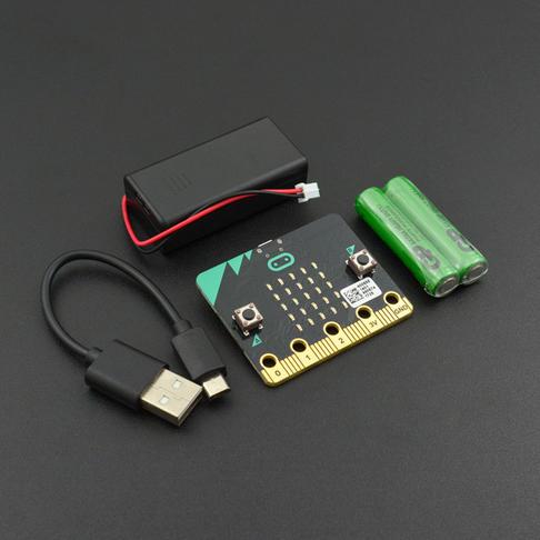 micro:bit Go 套餐二 含Micro:Mate扩展板