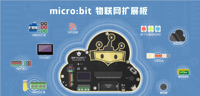 DFRobot最新创客活动-物联网编程平台