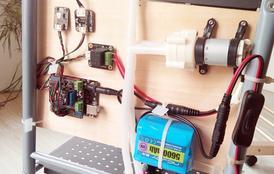 太阳能热水器自动断水装置