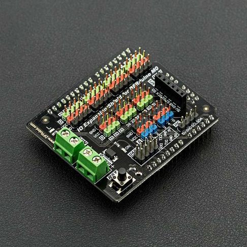 DFRduino M0 IO传感器扩展板