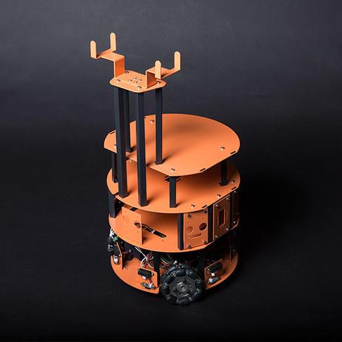 全向HCR家用机器人移动平台