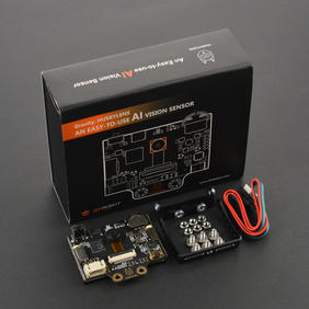 DFRobot热卖推荐-Gravity: 二哈识图(HuskyLens)AI 视觉传感器