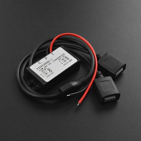 5V3A双USB电源降压模块
