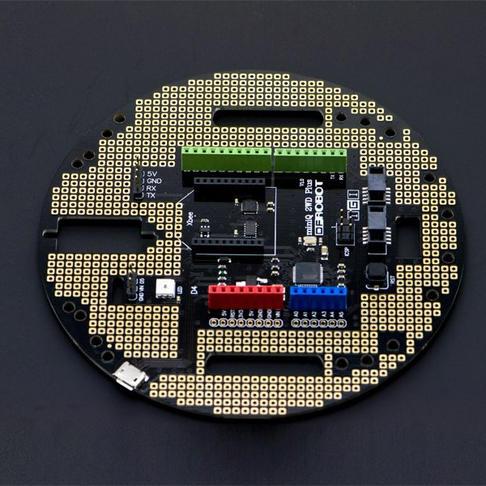 MiniQ 2WD plus主控板 Leonardo兼容