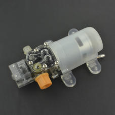 12V微型隔膜水泵
