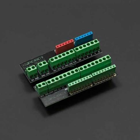 Screw Shield接线柱扩展板(Arduino兼容)