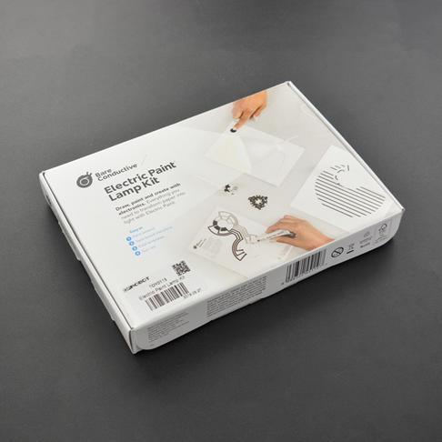 导电墨水 照射灯套件  Electric Paint Lamp Kit