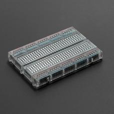 电子元件-中型面包板 透明版