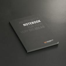 DF纪念品-DFRobot工程笔记本-黑色