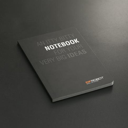 DFRobot工程笔记本-黑色