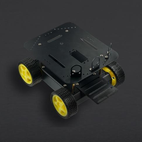 A4WD四轮驱动机器人底盘