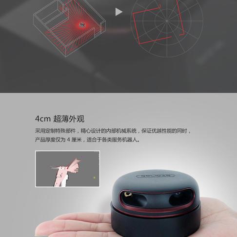 激光雷达多点触摸(TUIO)大屏互动最小解决方案