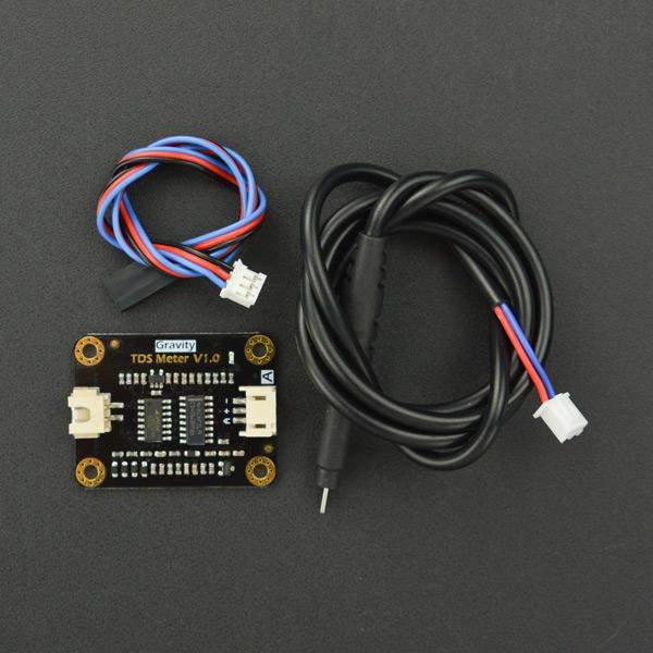 液体传感器热卖推荐-Gravity: 模拟TDS传感器