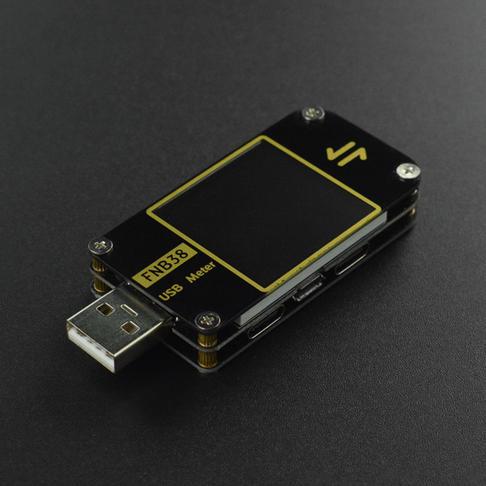 USB彩屏测试仪