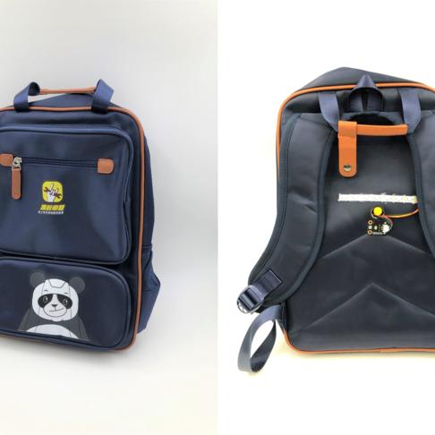 《来吧,一起创客》配套案例:防盗背包