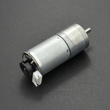 电机-带编码器直流减速电机 (6V 210rpm 10Kg.cm)