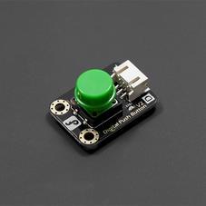 传感器模组-数字大按钮模块 绿色