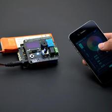 蓝牙-Bluno主控板-第一块集成蓝牙4.0的Arduino主控板