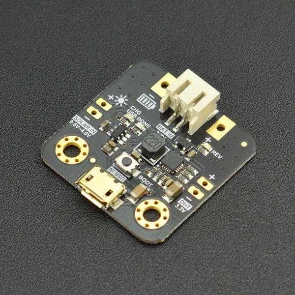 微功率太阳能电源管理模块(含2V 160mA单晶太阳能板)