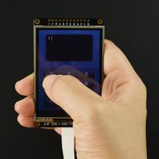顯示模組/電源/LED燈-2.8