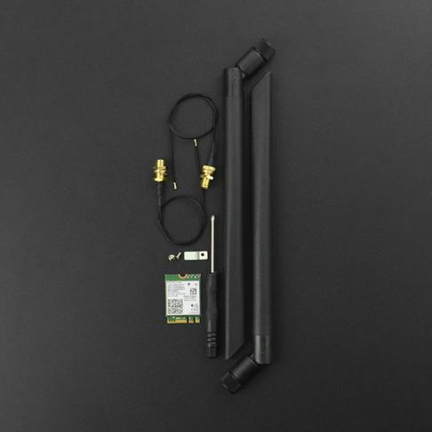 M.2 (A+E Key) AX210 WiFi 6E网卡