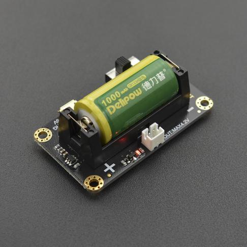 麦昆CR123A锂电池电源管理模组