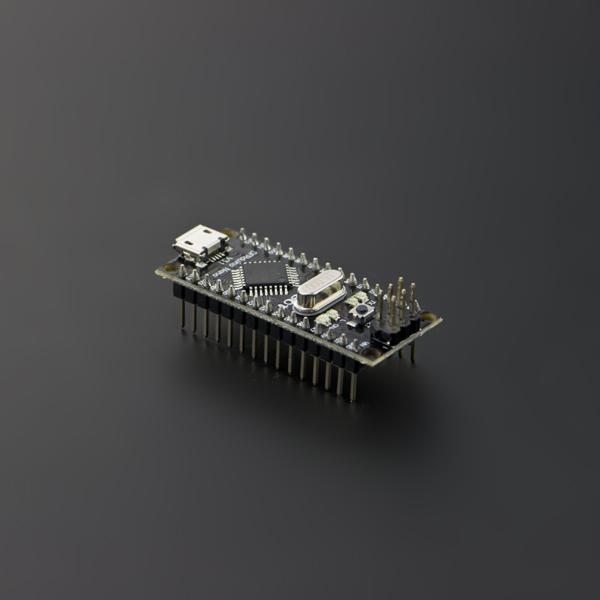 Arduino控制器热卖推荐-DFRduino Nano 3.0(兼容Arduino Nano)