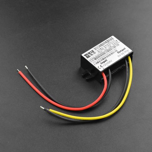DC24V转DC9V 5A 电源转换器