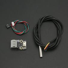 传感器-Gravity: 18B20 防水温度传感器套件