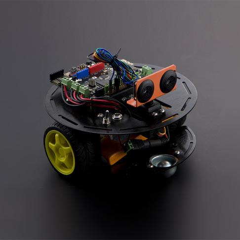 Turtle 3PA三轮小车机器人套件
