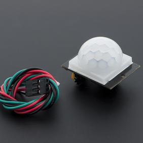 DFRobot热卖推荐-人体热释电红外传感器