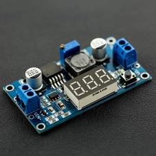 电源模块-20W DC-DC 数显式可调降压模块