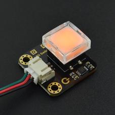 新品-Gravity: 带LED灯的数字按键 黄色