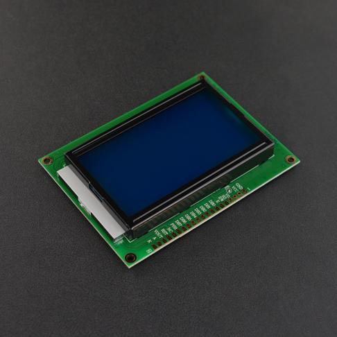 LCD12864点阵液晶显示器