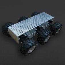 6WD搜救机器人平台