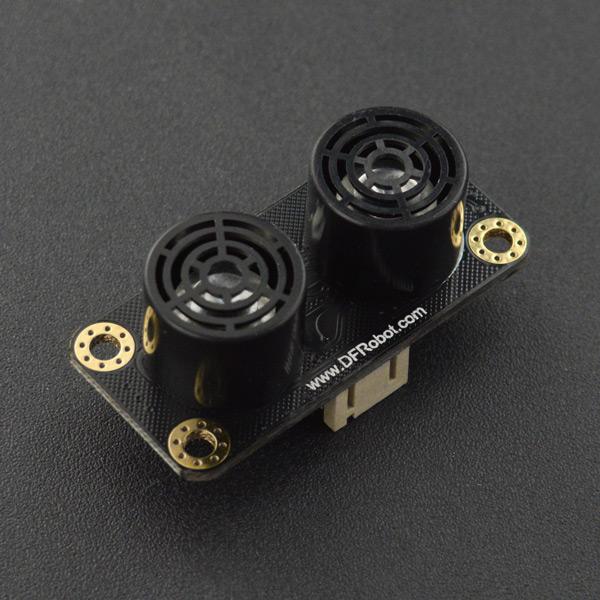超声波传感器热卖推荐-Gravity:URM09-模拟量超声波测距传感器