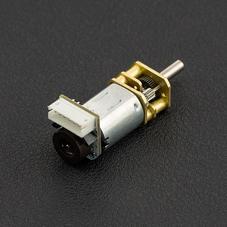 带编码器金属齿轮减速电机V2 (380:1)